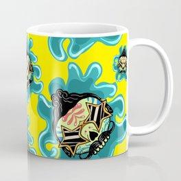 Cute Skull Elvis Coffee Mug