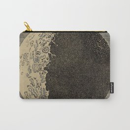 Five Day Moon Carry-All Pouch