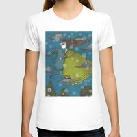 archan nair T-shirts featuring The Sea Voyage by Judith Clay