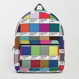 Pantone Swatches - Random 01 Backpack