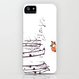grow cold now iPhone Case