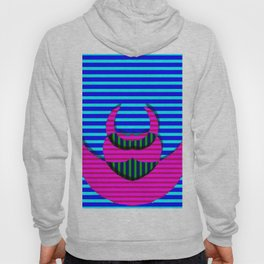 A crazy thing with stripes ... Hoody