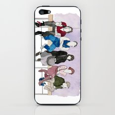 The Breakfast Club iPhone & iPod Skin
