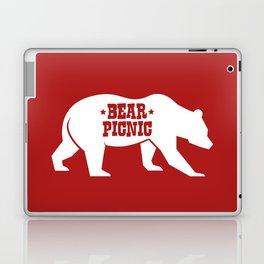 Bear Silhouette  Laptop & iPad Skin