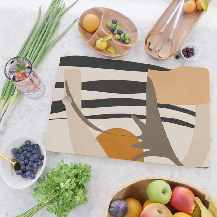 Abstract Art2 Cutting Board