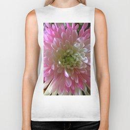 Chrysanthemum Biker Tank