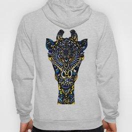 Mandala Giraffe Hoody
