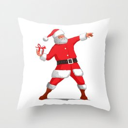 throw gifts Throw Pillow
