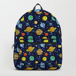 Space and Planets Backpack