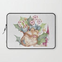 Christmas Gift Bag & Sweets Laptop Sleeve