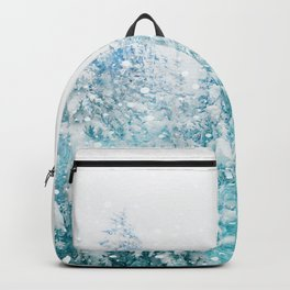 Snowy Pines Backpack