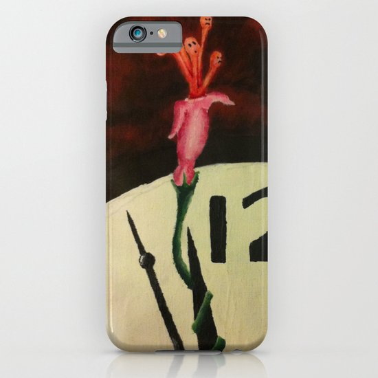 The Persistence of Abstraction iPhone & iPod Case