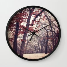 Last One for 2012 Wall Clock