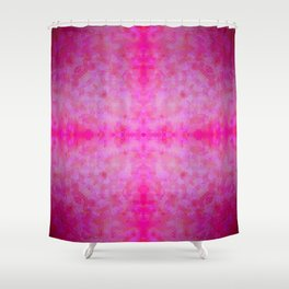 jewelled cross 2 Shower Curtain