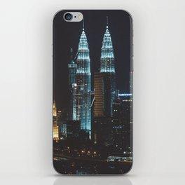Petronas Towers iPhone Skin