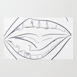 Lip Service Rug