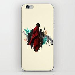 Tribu iPhone Skin