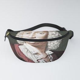 Antonio Vivaldi (1678-1741) by Morellon de la Cave in 1725 Fanny Pack