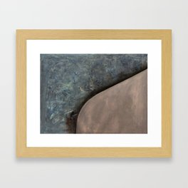 Paragon (oil on canvas) Framed Art Print