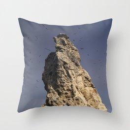 Wizard's Hat .2 Throw Pillow