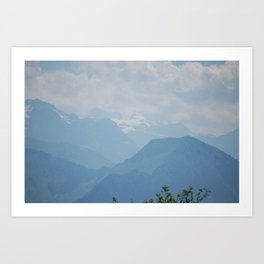 """""""The Hills Are Alive"""" Art Print"""