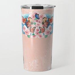 Queen of flowers Travel Mug