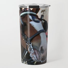 BUDWEISER Clydesdale Travel Mug