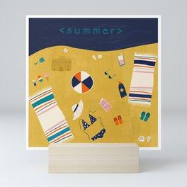 Summer Celebration Mini Art Print