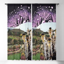 Fungi Blackout Curtain
