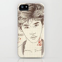 SUK iPhone Case
