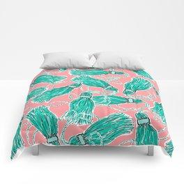More Tassels Comforters