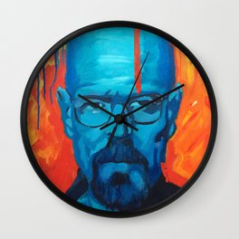 Bryan Cranston Wall Clock