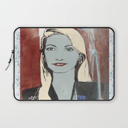 Laura Palmer in the White Lodge Laptop Sleeve