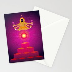 Flowers from Beyond Stationery Cards