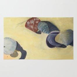 Scattering shells Rug