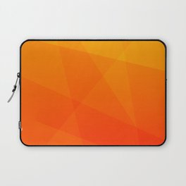 Orange Sunset Laptop Sleeve