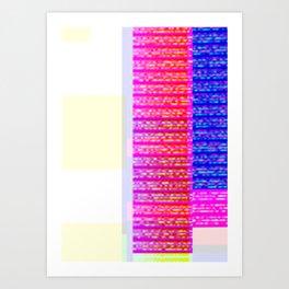 Error 005 Art Print