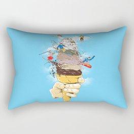 Ice Cream Party Rectangular Pillow
