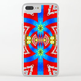 Stank Spice Blend Special Edition 4 Clear iPhone Case