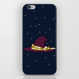 Noodle and lights iPhone Skin