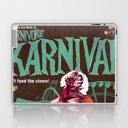 Karnivore Karnival Laptop & iPad Skin