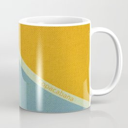 Copacabana Coffee Mug