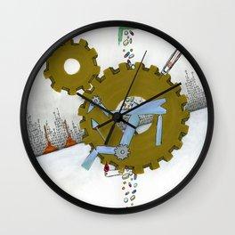 Diabetic Culture Wall Clock