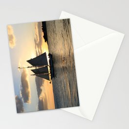 A way to the sun Stationery Cards