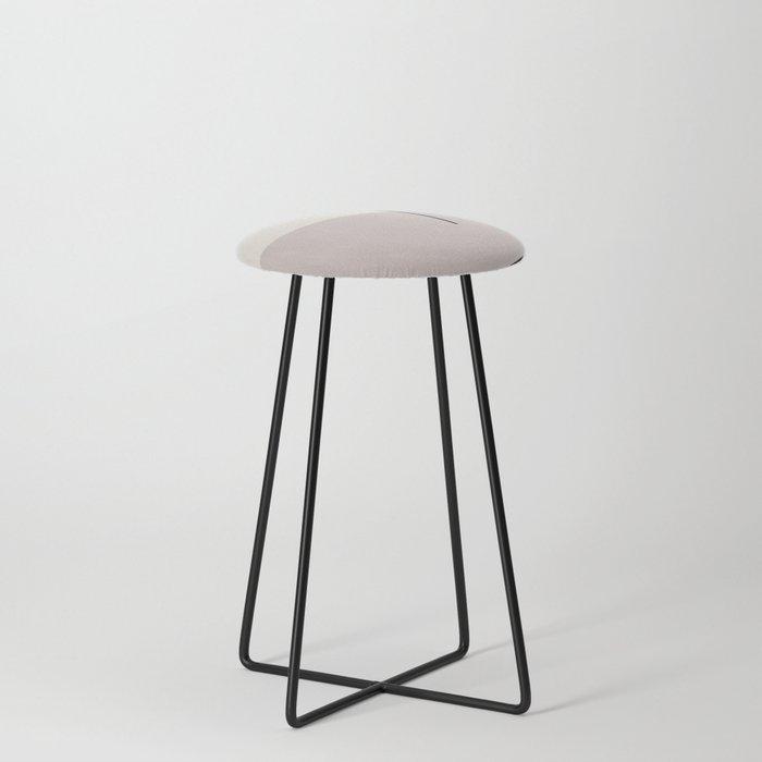 abstract minimal 28 Counter Stool