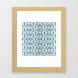 Jetons delight Framed Art Print