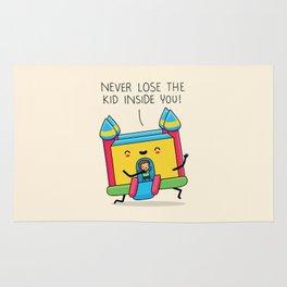 The kid inside you Rug