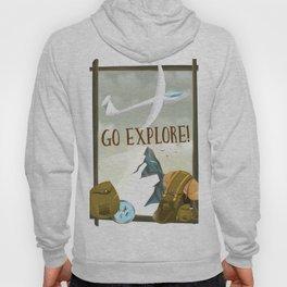 Go Explore! Hoody