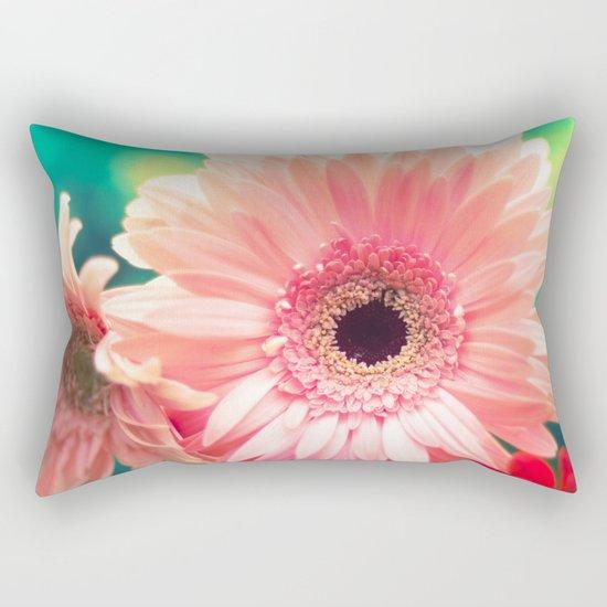 Sunny Love I Rectangular Pillow