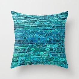 :: Tropical Sea :: Throw Pillow